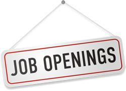 Open Career Opportunities