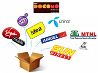Mobile Recharge and DTH network Recharge MLM Plan